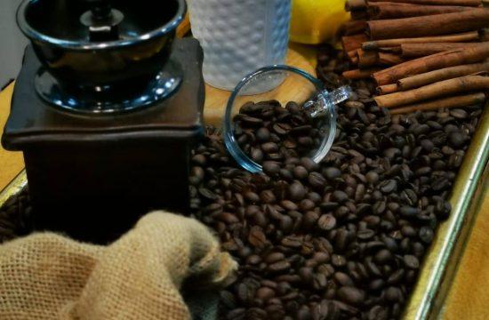 קפה עם תמונה